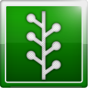 social network, Newsvine, Social DarkGreen icon