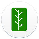 Newsvine Green icon