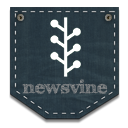 Newsvine DarkSlateGray icon