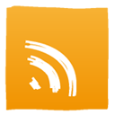 feed, Rss, subscribe Goldenrod icon