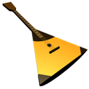 balalaika Black icon