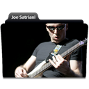 joe, Artist, satriani Black icon