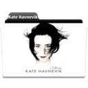 Artist, havnevik, Kate Black icon