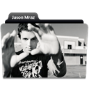 mraz, Artist, jason Black icon