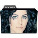katie, melua, Artist Black icon