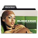 alicia, Key, Artist, password Black icon