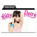 katy, perry, Artist Black icon