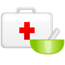 medical, case WhiteSmoke icon