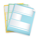 paper, File, document Black icon