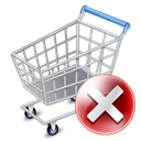 commerce, buy, shopcartexclude, shopping, Cart, shopping cart Black icon