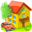 property Black icon