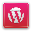 Wordpress Crimson icon