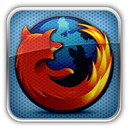 Firefox Black icon