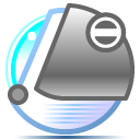 Graphite, aquanoid, Imac DimGray icon