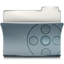 Imovies DarkGray icon