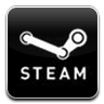 steam Black icon