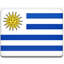 Country, Uruguay, flag Icon