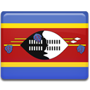 Country, flag, Swaziland Firebrick icon