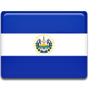 salvador, flag, Country DarkSlateBlue icon