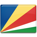 Country, Seychelles, flag Khaki icon
