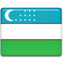 Uzbekistan, Country, flag Icon