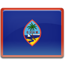 Guam, flag, Country Icon
