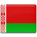 Country, flag, Belarus Firebrick icon
