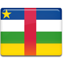 flag, Centralafricanrepublic, Country Gold icon