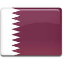Qatar, Country, flag Brown icon