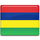 Country, flag, Mauritius Yellow icon