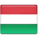 hungary, Country, flag IndianRed icon