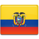 Ecuador, flag, Country Gold icon