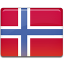 Country, flag, svalbard Crimson icon