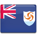 Country, flag, Anguilla DarkSlateBlue icon