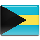 Bahamas, flag, Country DarkTurquoise icon