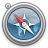 safari, Browser, Graphite DarkGray icon