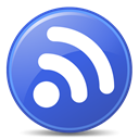 subscribe, Blue, Rss, feed RoyalBlue icon