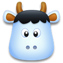 milk, cow, Animal, remember, Cartoon Black icon