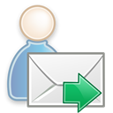 user, Email, Human, send, Message, people, alternative, mail, Account, Letter, profile, envelop Black icon