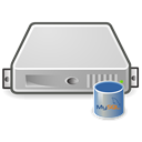 Database, mysql, Server, db Black icon