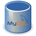 Database, db, mysql SteelBlue icon