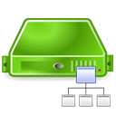green, Server, Dir, Directory OliveDrab icon