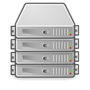 Server, multiple Icon