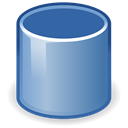 Database, db SteelBlue icon
