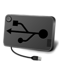 portable, Device DarkSlateGray icon
