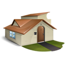 Home, house, Building, homepage Black icon