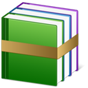 Winrar ForestGreen icon