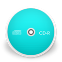 Cdr DarkTurquoise icon
