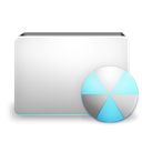 burnfolder Black icon