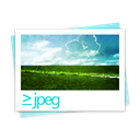 paper, jpg, Jpeg, File, document Black icon